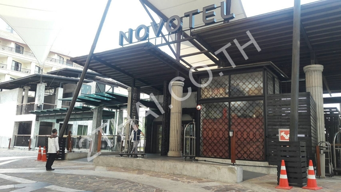Novotel Pattaya Modus Beachfront Resort, พัทยา, พัทยาเหนือ - photo, price, location map