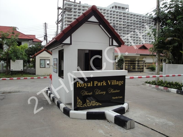 Royal Park Village, พัทยา, จอมเทียน - photo, price, location map